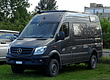 Mercedes Sprinter Van Service Perth