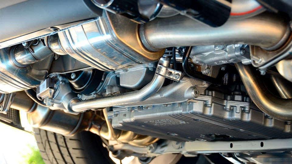 Engine Fluid Maintenance