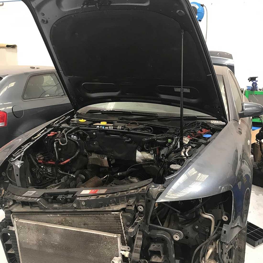 Hard Copy Service Book European Vehicles Maintenance