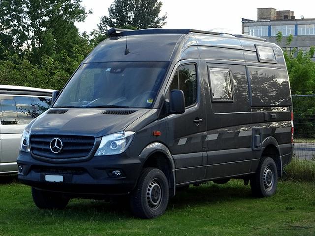 Mercedes Sprinter Van Service Perth