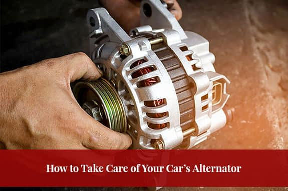 How to Take Care of Your Car's Alternator